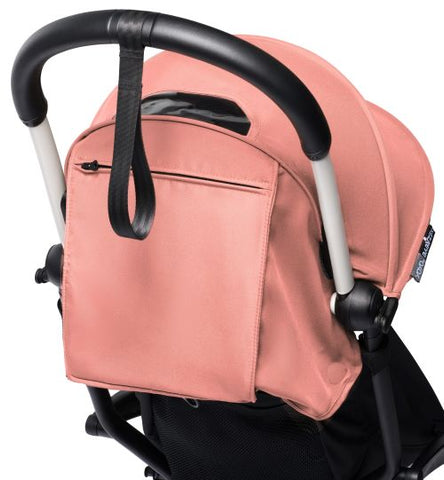 BABYZEN YOYO² Stroller with New handlebar in soft faux leather, a pleasure to grip. Tether strap - ANB Baby