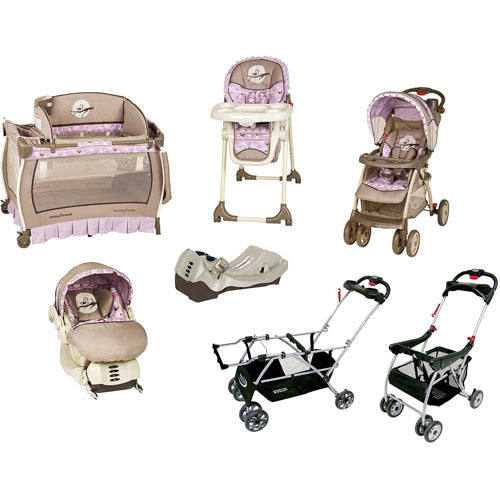 Stroller, You Need To Choose Natural And Organic Infant Baby Gear