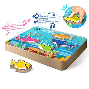 Baby Shark Sound Puzzle Rendering