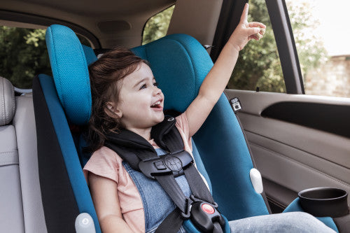Pria 3-in-1 Convertible Car Seat Safety Where You Need It | ANB Baby