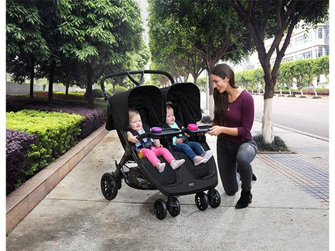 Britax 2-Piece Child Tray Kit for B-Lively Double Stroller