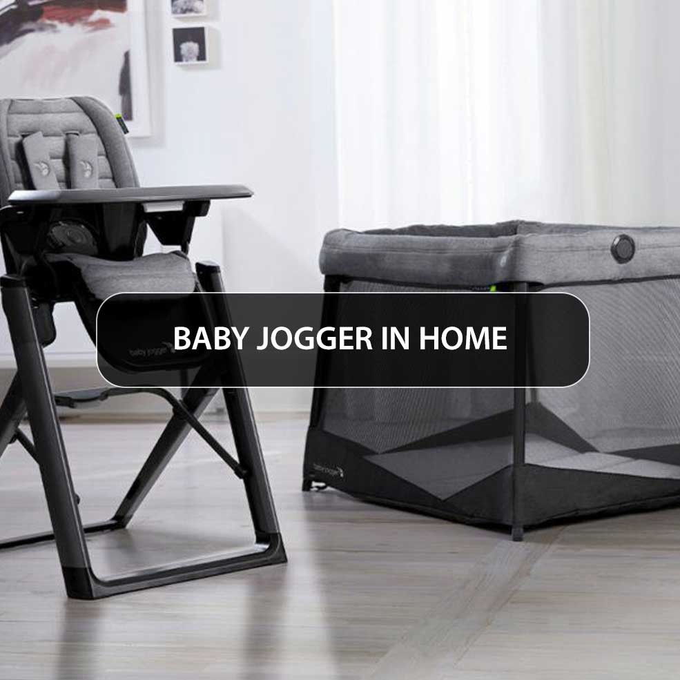 Baby Jogger In Home