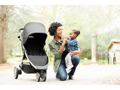 BRITAX B-Lively Lightweight Stroller - Easily adjusts as your Child Grows | ANB Baby