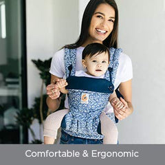 ERGOBABY Comfortable For You and Your Baby ANB Baby