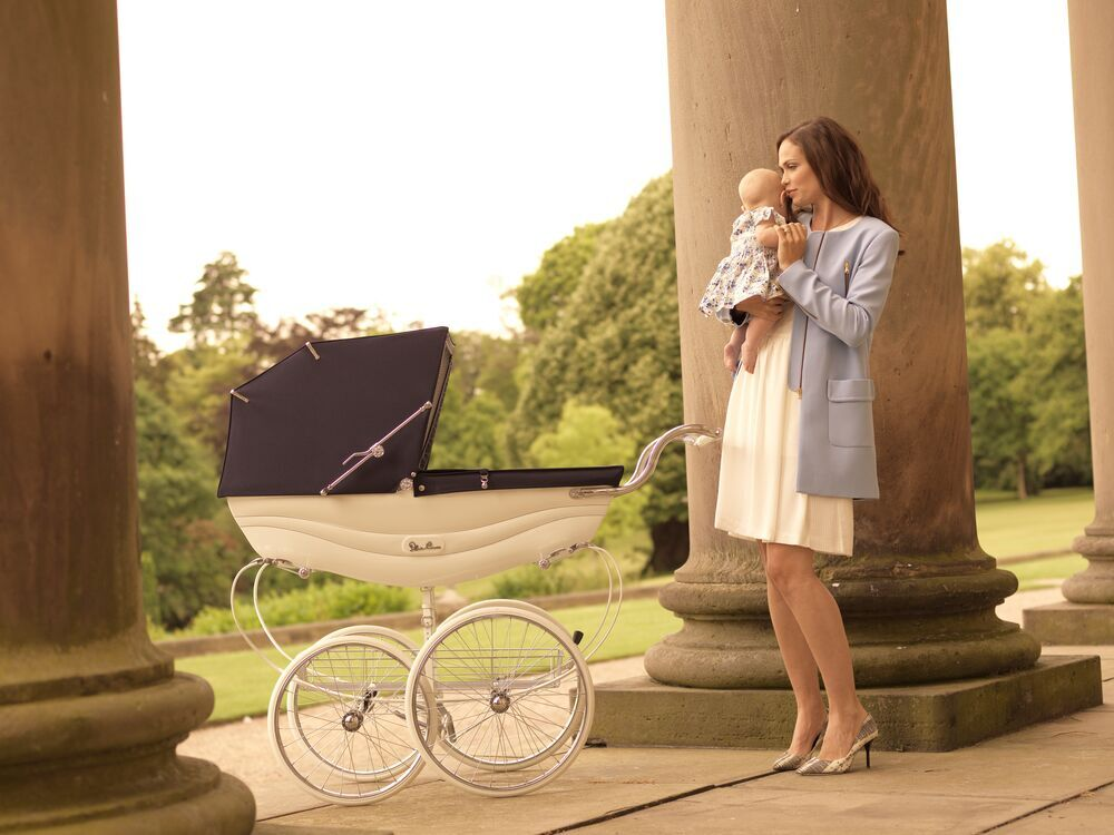 Silver Cross Heritage Collection Balmoral Pram - ANB Baby