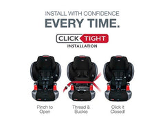 Grow With You ClickTight Plus Install with Confidence | ANB Baby