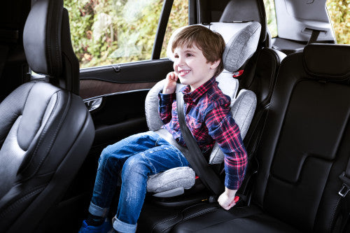 RodiFix Booster Car Seat Ease of Use | ANB Baby