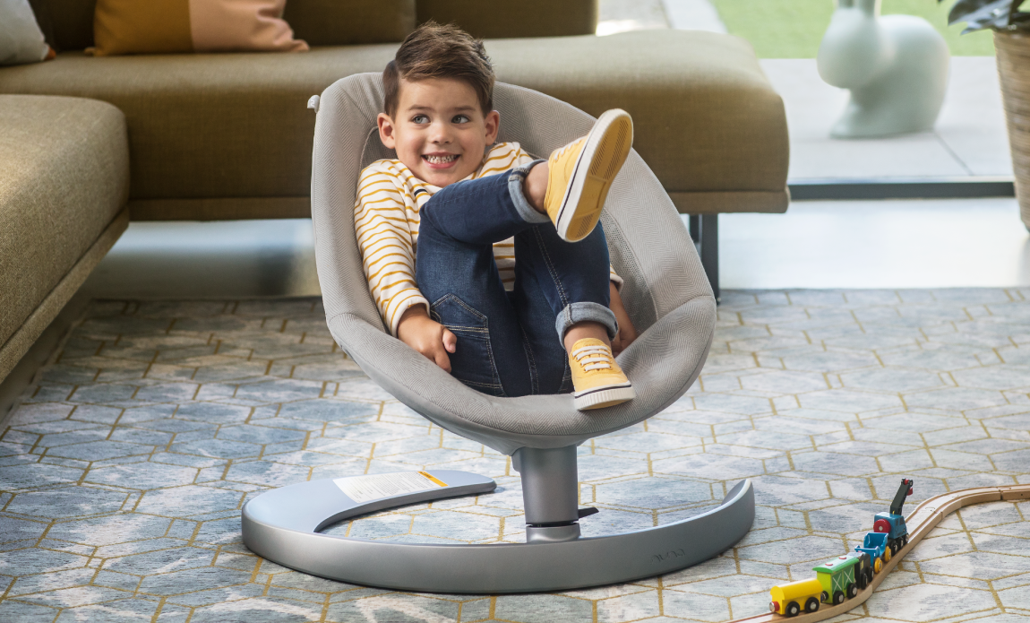 Nuna Leaf grow Rocker | ANB Baby