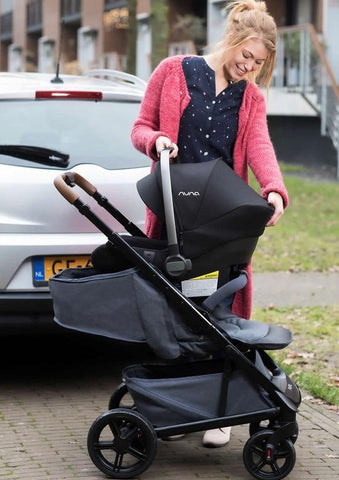 Nuna Tavo and PIPA Lite Travel System | ANB Baby