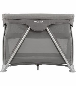 Shop Nuna Cove Aire Travel Crib - Oxford | ANB Baby