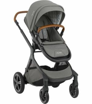 NUNA DEMI Grow Stroller + Adapters + Rain Cover + Fenders - Oxford | ANB Baby