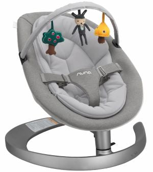Shop Nuna Leaf Grow Bouncer - Oxford | ANB Baby