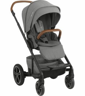 Shop NUNA MIXX Stroller Plus Ring Adapter - Oxford | ANB Baby