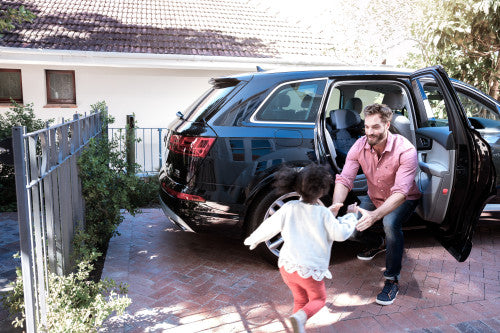 RodiFix Booster Car Seat Superior Protection | ANB Baby