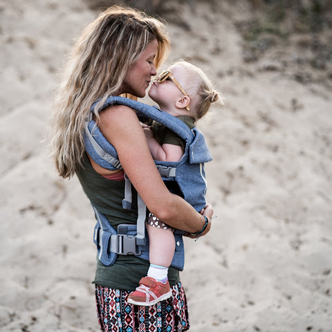 Clothing - How To Choose A Baby Carrier