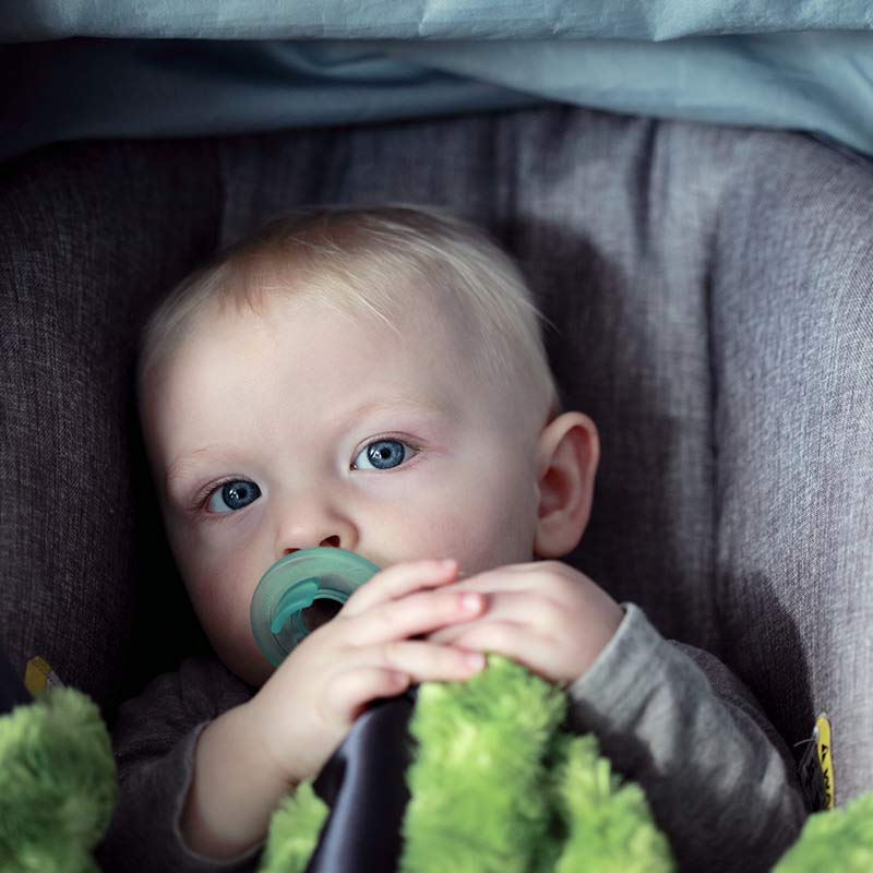 The right car seat can provide greater protection and comfort for your baby