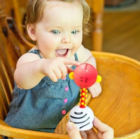 SmartNoggin NogginStik® Developmental Light-up Rattle - ANB Baby