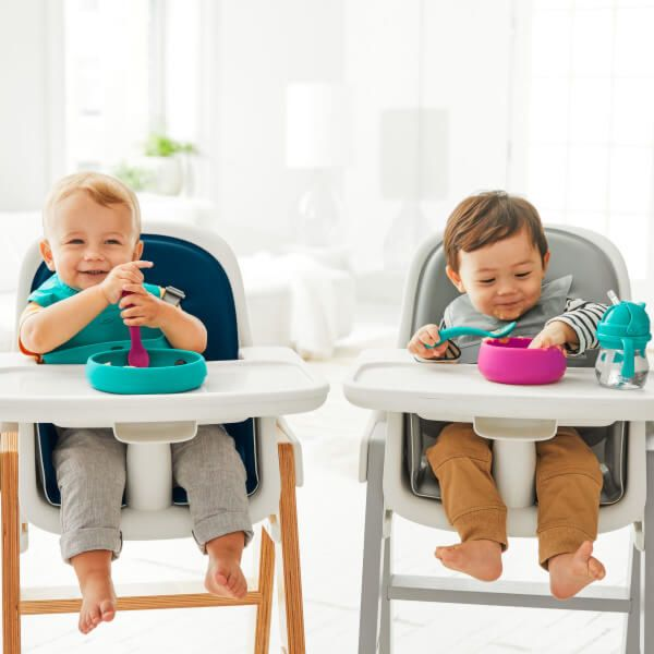 OXO TOT Silicone Plate | ANB Baby