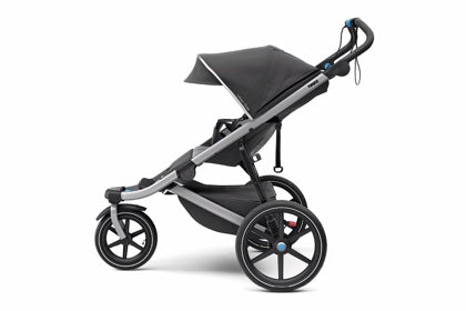 THULE Urban Glide 2 Jogging Stroller Side View | ANB Baby