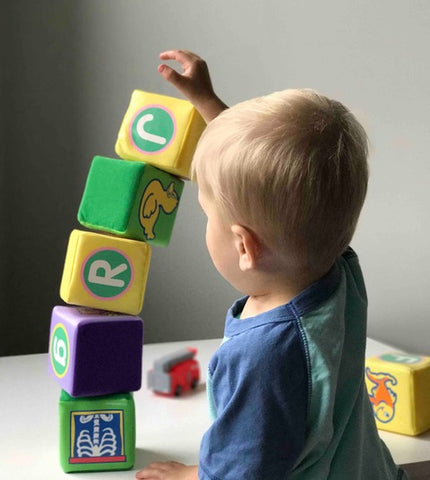 Person - The Best Baby Toys of 2021