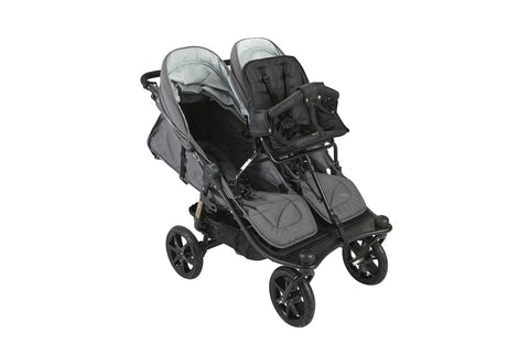 VALCO BABY Tri Mode Duo X Double Stroller Dove Grey Sale | ANB Baby