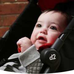Diono Two2Go Lightweight Stroller - ANB Baby