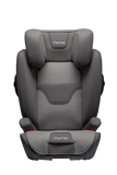 NUNA AACE 2-in-1 Booster Car Seat Front HRU with SIP - Granite | ANB Baby