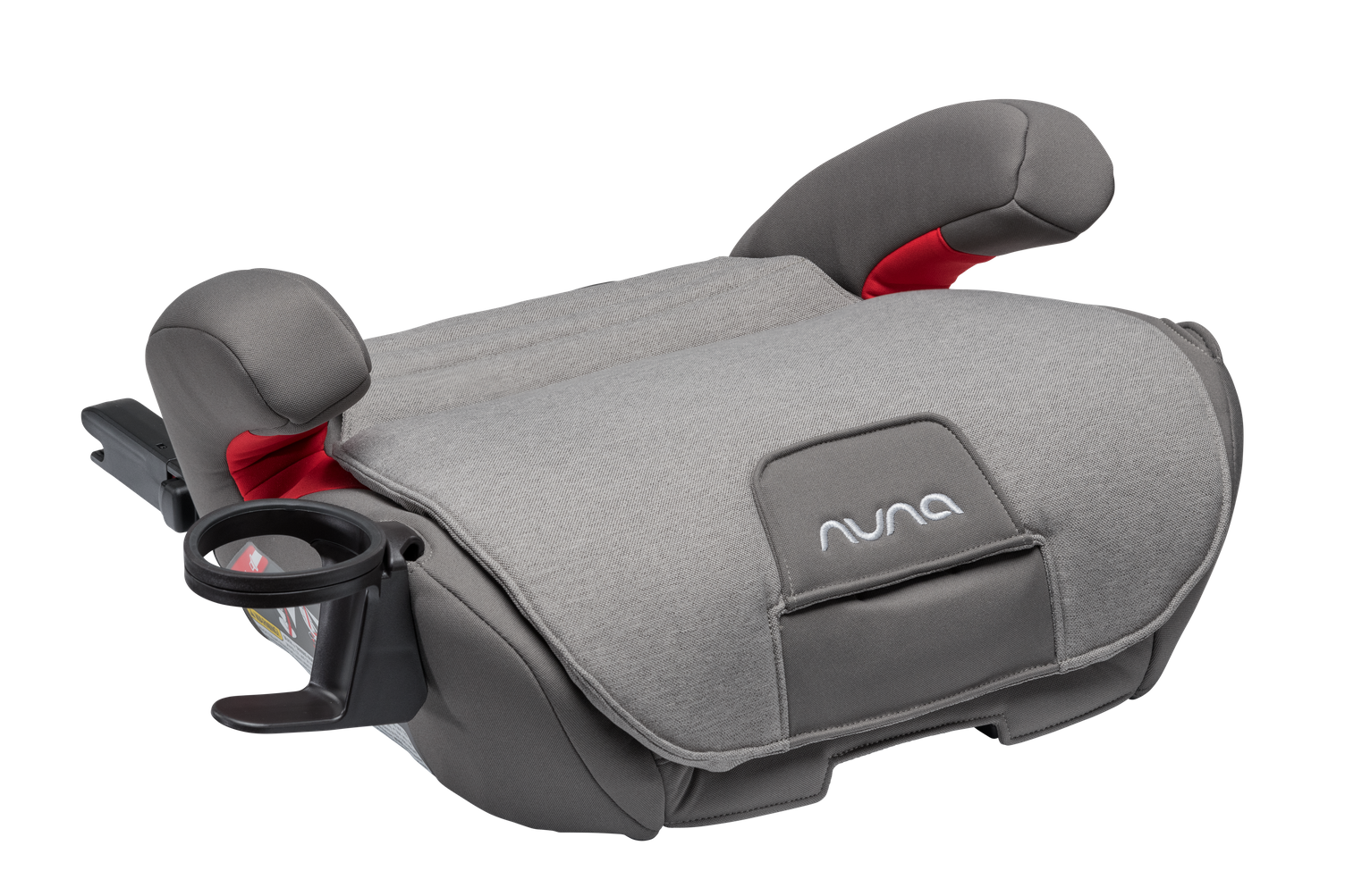 NUNA AACE 2-in-1 Booster Car Seat Overhead No Back - Granite | ANB Baby
