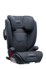 NUNA AACE 2-in-1 Booster Car Seat Side Angle - Lake | ANB Baby
