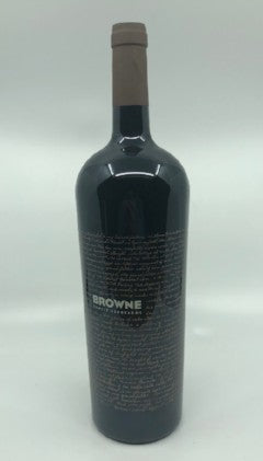 Browne Estate Cabernet Sauvignon Columbia Valley, Washington 2014 Magnum