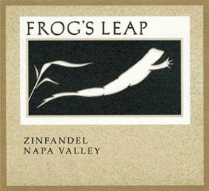 Frog's Leap Winery Zinfandel Napa Valley, California 2016 MAGNUM