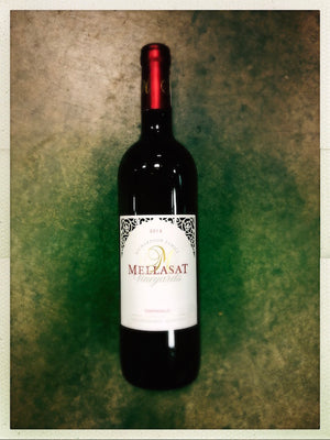 Richardson Family Mellasat Vineyards Tempranillo Paarl, South Africa 2013