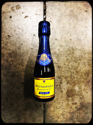 "Heidsieck Monopole & Co. ""Blue Top"" Brut Champagne Champagne, France 187"