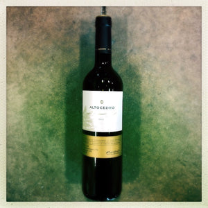 "Altocedro ""La Consulta Select"" Proprietary Red Blend Mendoza, Argentina 2015"