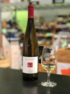 Dashe Cellars McFadden Farm Riesling  Potter Valley Mendocino County, CA 2017