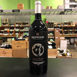 Kenwood Jack London Vineyard Cabernet Sauvignon MAGNUMS Sonoma Mountain, Sonoma County, CA 2013