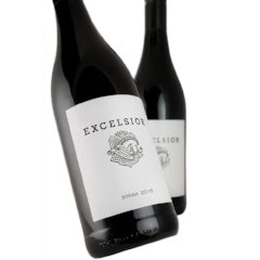 Excelsior Syrah Robertson, South Africa 2015