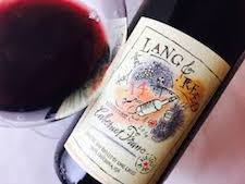 Lang & Reed Cabernet Franc North Coast, CA 2015