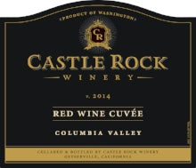 "Castle Rock Winery ""Red Wine Cuvée"" Columbia Valley, WA 2014"