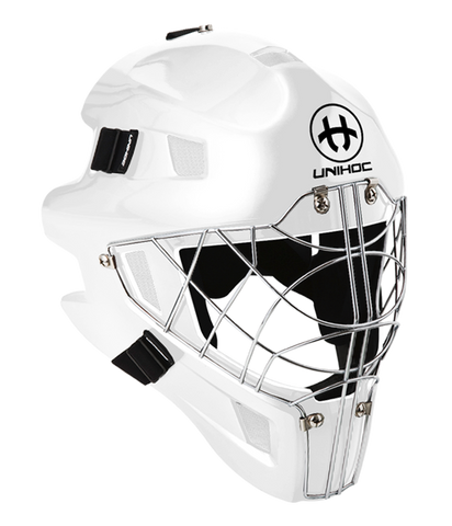 Goalie Mask Optima 66 all white