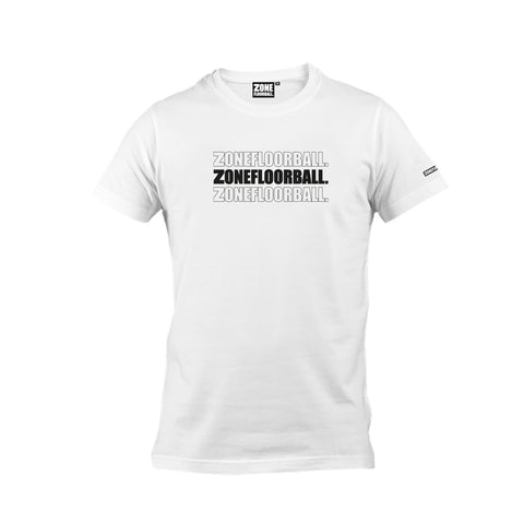 T-Shirt Statement white