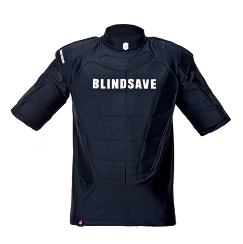 Blindsave Protection vest with rebound control