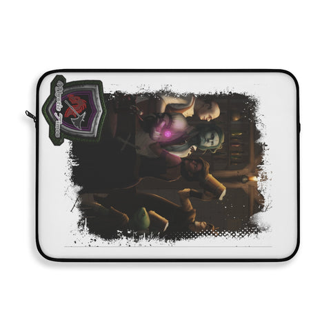 "Arjade - Sinister Invitation - 15"" Laptop Sleeve"