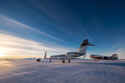 Private Jet Tour Antarctica: Emperors & South Pole - 9 Days
