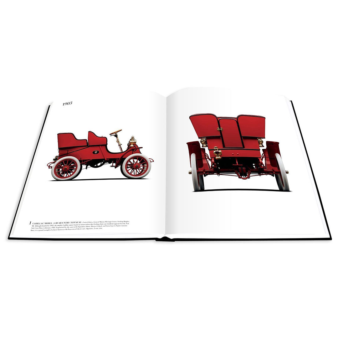 The Impossible Collection Of Cars By Assouline