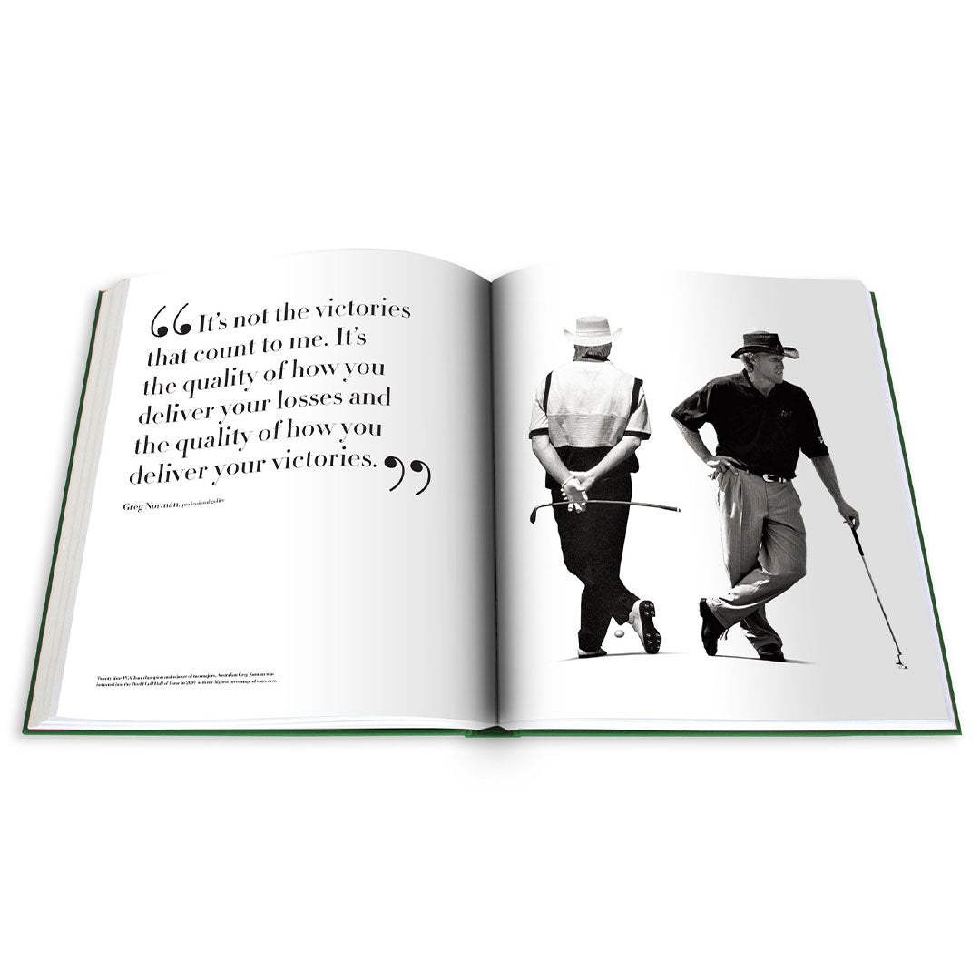 Golf: The Impossible Collection By Assouline