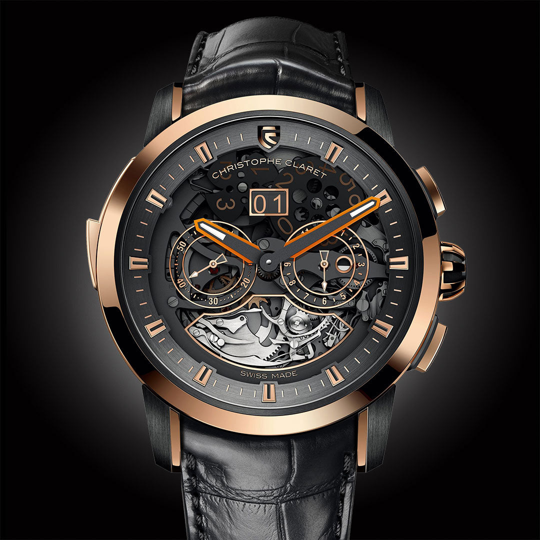 Christophe Claret Allegro Watch