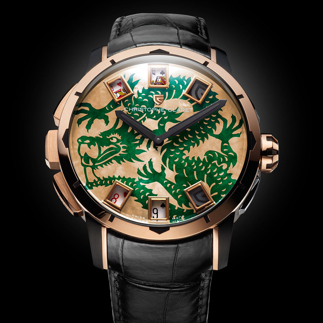 Christophe Claret Baccara Watch