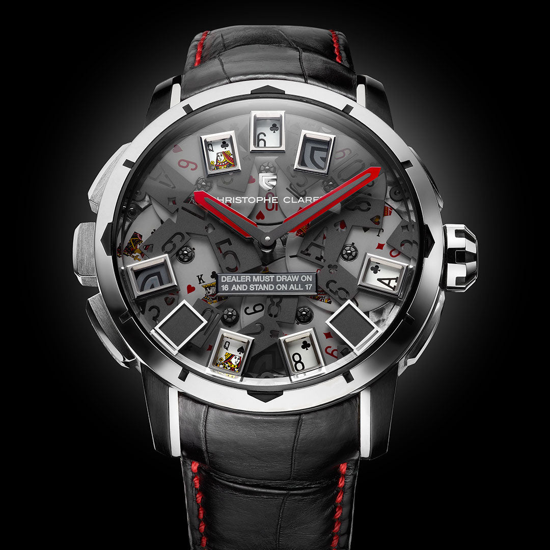 Christophe Claret Blackjack Watch
