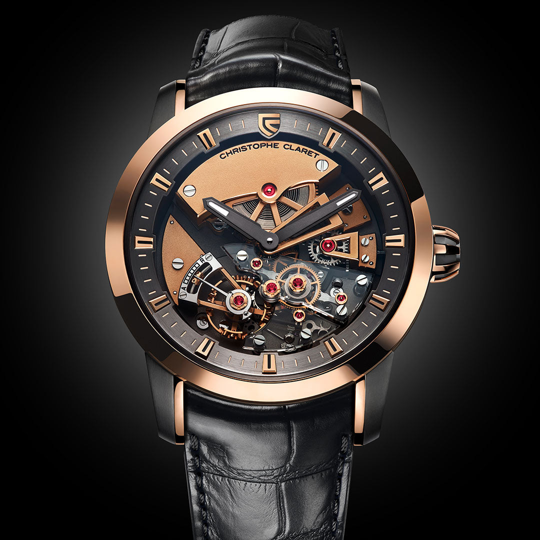 Christophe Claret Maestoso Watch